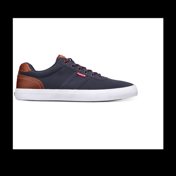 Levi's miles pin sneakers for men size 12